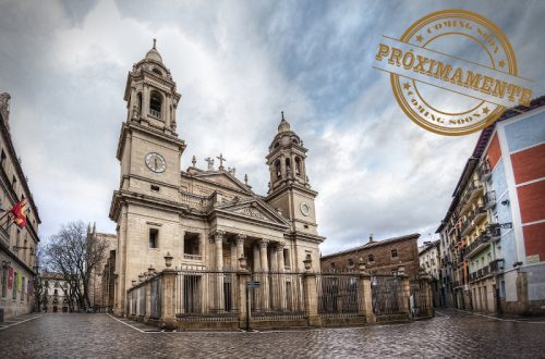 La Catedral de Pamplona
