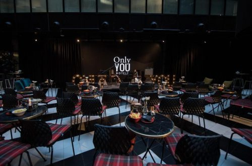 Only You Hotel Atocha · Espectáculos y eventos.