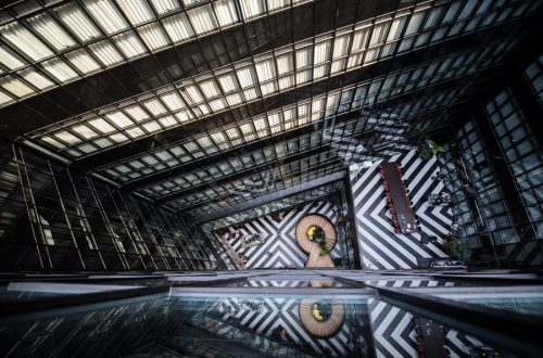 Only You Hotel Atocha · Perspectiva