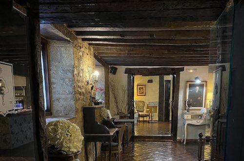 Hotel Palacio Elorriaga - Interior