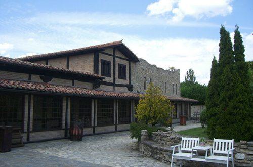 Hotel Palacio de Elorriaga - Jardín