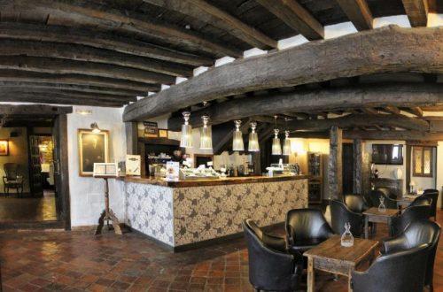 Hotel Palacio de Elorriaga - Cafetería