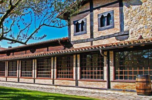 Palacio de Elorriaga - Jardín