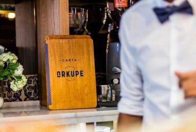 Restaurante Arkupe - Detalle