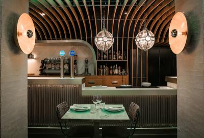 Restaurante Zabala - Barra