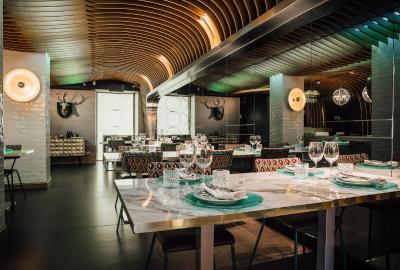 Restaurante Zabala - Comerdor