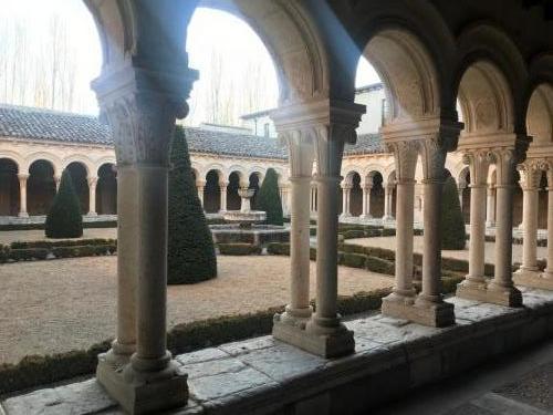 Claustro de Las Huelgas