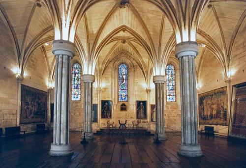 Sala Capitular del Monasterio de Las Huelgas